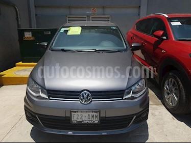 Foto venta Auto Seminuevo Volkswagen Gol Sedan 1.6L (2017) color Gris precio $152,000