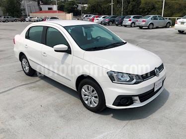 Foto venta Auto Seminuevo Volkswagen Gol Sedan 1.6L (2018) color Blanco Candy precio $180,000