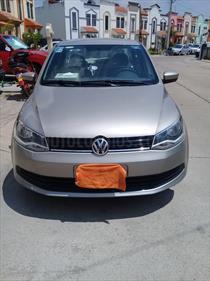 Foto venta Auto Usado Volkswagen Gol Sedan CL Aire (2016) color Gris Grafito precio $142,000