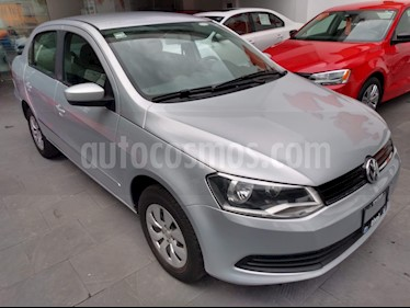 Foto venta Auto usado Volkswagen Gol Sedan CL Aire (2016) color Plata precio $139,000