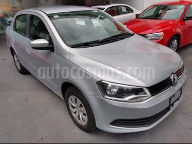 Foto venta Auto Seminuevo Volkswagen Gol Sedan CL Aire (2016) color Plata precio $139,000
