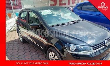 Foto venta Auto Usado Volkswagen Gol Sedan CL (2016) color Negro precio $125,000