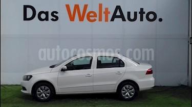 Foto venta Auto Usado Volkswagen Gol Sedan CL (2015) color Blanco Candy precio $123,000