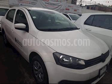 Foto venta Auto Seminuevo Volkswagen Gol Sedan CL (2015) color Blanco precio $129,000