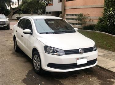 Foto venta Auto usado Volkswagen Gol Sedan Comfortline 1.6L (2014) color Blanco precio u$s9,000