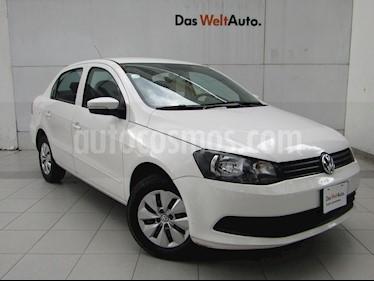Foto venta Auto Seminuevo Volkswagen Gol Sedan GL (2014) color Blanco Candy precio $118,000
