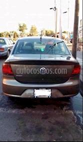 Foto venta Auto usado Volkswagen Gol Sedan Sport (2009) color Gris Vulcano precio $71,999