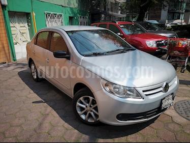 Foto venta Auto usado Volkswagen Gol Sedan Sport (2009) color Plata precio $83,000