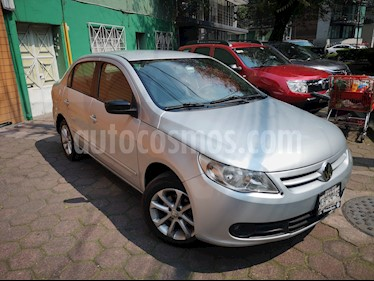 Foto venta Auto Seminuevo Volkswagen Gol Sedan Sport (2009) color Plata precio $83,000