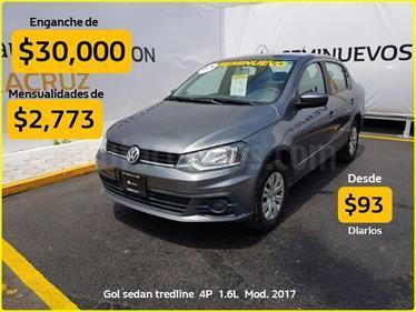 foto Volkswagen Gol Sedan Trendline Ac