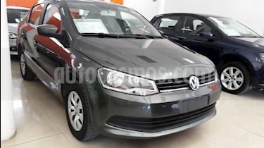 Foto venta Auto Seminuevo Volkswagen Gol Sedan Trendline Ac (2016) color Gris Vulcano precio $155,000