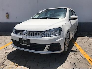 Foto venta Auto Seminuevo Volkswagen Gol Sedan Trendline Ac (2018) color Blanco Candy precio $185,000