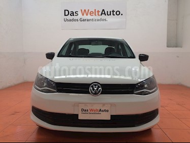 Foto venta Auto Seminuevo Volkswagen Gol Sedan Trendline Ac (2016) color Blanco Cristal