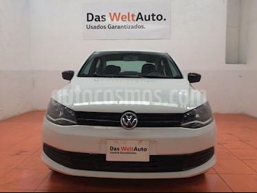 Foto venta Auto Seminuevo Volkswagen Gol Sedan Trendline Ac (2016) color Blanco Cristal precio $130,000