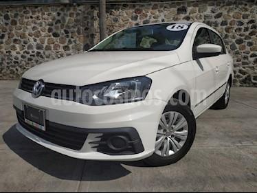 Foto venta Auto Seminuevo Volkswagen Gol Sedan Trendline Ac (2018) color Blanco precio $185,000