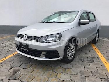 Foto venta Auto Seminuevo Volkswagen Gol Sedan Trendline Ac (2017) color Plata Metalico precio $170,000