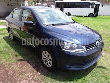 Foto venta Auto Seminuevo Volkswagen Gol Sedan Trendline Ac (2016) color Azul precio $140,000