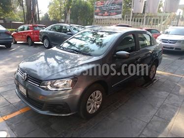 Foto venta Auto Usado Volkswagen Gol Sedan Trendline I - Motion (2017) color Gris Platino precio $179,000