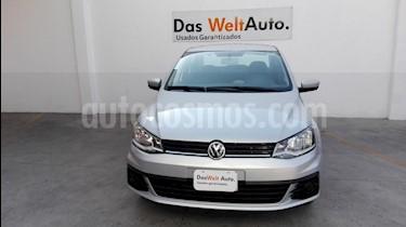 Foto venta Auto Seminuevo Volkswagen Gol Sedan Trendline (2017) color Plata precio $165,000