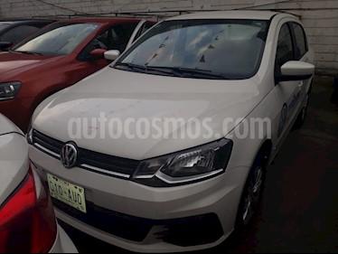 Foto venta Auto Seminuevo Volkswagen Gol Sedan Trendline (2018) color Blanco Candy precio $189,000
