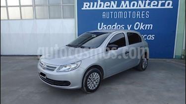 Foto venta Auto Usado Volkswagen Gol Trend 1.6 5Ptas. Cup (101cv) (2012) color Gris precio $196.000