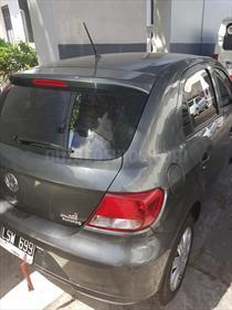 Foto venta Auto Usado Volkswagen Gol Trend 3P Pack I (2012) color Gris Oscuro precio $160.000