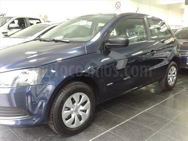 Foto venta Auto nuevo Volkswagen Gol Trend 3P Trendline color Azul precio $195.000