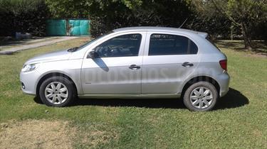 Foto venta Auto Usado Volkswagen Gol Trend 5P Pack I Plus (2011) color Gris Urano precio $165.000