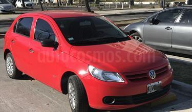 Foto venta Auto Usado Volkswagen Gol Trend 5P Pack I Plus (2010) color Rojo Flash precio $150.000