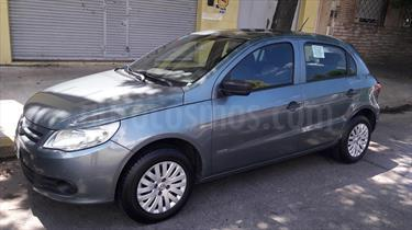Foto venta Auto Usado Volkswagen Gol Trend 5P Pack I Plus (2011) color Gris Urano precio $145.000
