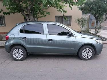 Foto venta Auto Usado Volkswagen Gol Trend 5P Pack I (2009) color Verde precio $140.000