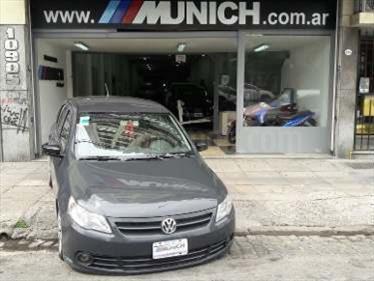 Foto venta Auto Usado Volkswagen Gol Trend 5P Pack I (2010) color Gris precio $130.000