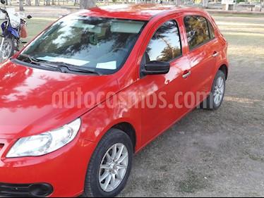Foto venta Auto Usado Volkswagen Gol Trend 5P Pack I (2009) color Rojo precio $135.000