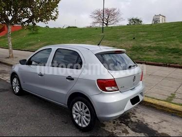 Foto venta Auto Usado Volkswagen Gol Trend 5P Pack I (2008) color Gris precio $70.000