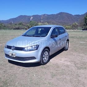 Foto venta Auto Usado Volkswagen Gol Trend 5P Pack I (2014) color Gris Spectrus precio $214.000
