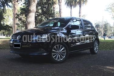 Foto venta Auto Usado Volkswagen Gol Trend 5P Pack III I-Motion (2014) color Negro precio $225.000