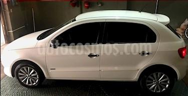 Foto venta Auto Usado Volkswagen Gol Trend 5P Pack III (2013) color Blanco precio $295.000