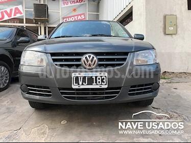 Foto venta Auto Usado Volkswagen Gol 1.4 Power Ps+ac 83cv (2012) color Gris Oscuro precio $152.000