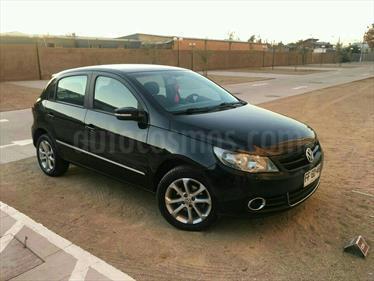 Foto venta Auto usado Volkswagen Gol 1.6  Trendline 5P (2013) color Negro Grafito precio $4.900.000