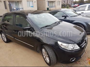 Volkswagen Gol 1.6  Trendline 5P usado (2011) color Negro precio $3.700.000