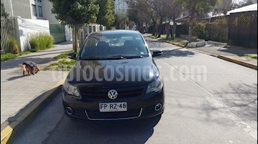 Volkswagen Gol 1.6  Trendline 5P usado (2013) color Negro precio $4.500.000