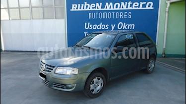 Foto venta Auto Usado Volkswagen Gol 1.6 3Ptas. Power (2010) color Gris Oscuro precio $129.000
