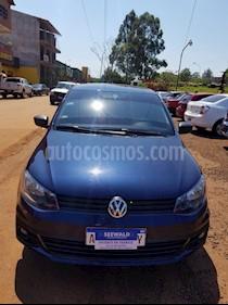 Foto venta Auto Usado Volkswagen Gol 1.6 3Ptas. Trendline (2016) color Azul precio $310.000