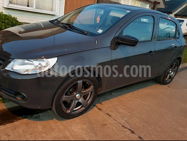 Foto venta Auto usado Volkswagen Gol 1.6 5P (2012) color Gris Oscuro precio $4.600.000