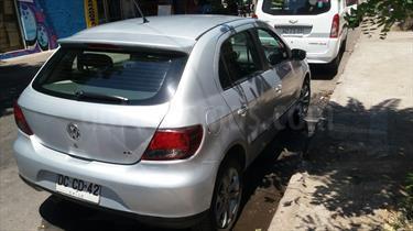 Foto venta Auto usado Volkswagen Gol 1.6 Trendline 5P (2012) color Gris Aluminium precio $4.500.000