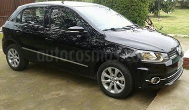 Foto venta Auto usado Volkswagen Gol 1.6 Trendline (2017) color Negro precio $7.000.000