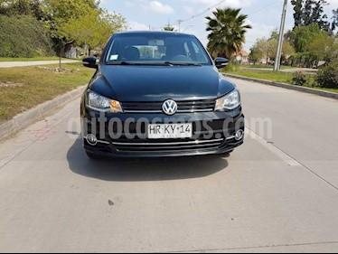 Foto venta Auto usado Volkswagen Gol 1.6 Trendline (2017) color Negro precio $6.250.000