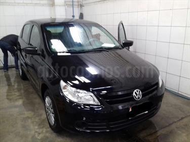 Volkswagen Gol 1.6L Comfortline  usado (2011) color Negro precio $8,000