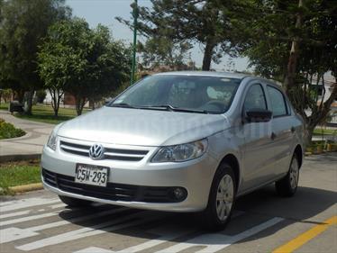 Volkswagen Gol 1.6L Comfortline  usado (2012) color Plata Metalico precio u$s8,500