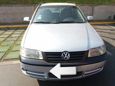 Foto venta Auto usado Volkswagen Gol 1.6L Comfortline  (2005) color Gris precio $83,000